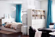 Slaapkamer / Ideeen voor de nieuwe slaapkamer