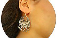 Unique Boho Earrings