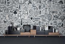 Collection 14 / Wallpaper for Interior Design