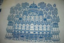 Sanjhi Art