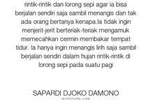 puisi indonesia