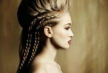 Viking hair!