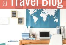 Travel Blogging / travel blog, travel blogging, travel blog tips, travel blogging tips, how to start a travel blog