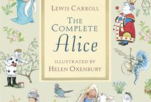 Alice in W:Art/Helen Oxenbury / Alice in wonderland (illustrator)