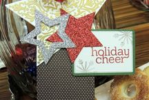 gift tags and bags