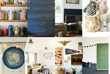 E's Room / by Cristina Lacefield