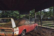 Barn Find / Descubrimientos en graneros