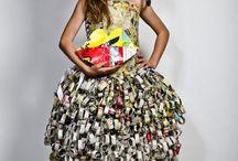 genbrugs kostumer