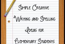 Elementary Idea - Writing / On this board, we'll post ideas for all things writing and language geared toward the primary grades.