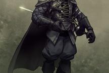 [Swashbuckler] D&D Character