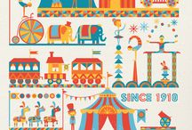 Childrens illustration, books and textile design / Childrens illustration, book illustration and textile design. print and pattern. childrens design. retro and modern.