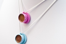 Pop Collection! / Pop Collection- designed and made by Laura, Vintage Princess Jewellery. Spring 2012