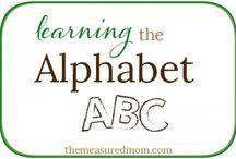Grade R - Alphabet