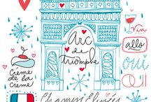 Illustration / quirky, catchy and looks i like
