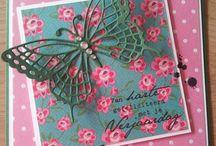 vlinderkaarten / vlinderkaarten