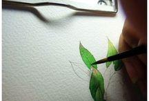 Лена, учись рисовать