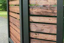 Fence / Kerítés, korlát
