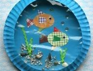 ECE Under the Sea theme