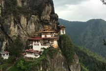 Bhutan Travel Photography / Enjoy the beautiful and thought-provoking photos taken during our travels in Bhutan - the Land of Thunder Dragon.