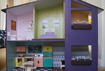 doll's house - MDF