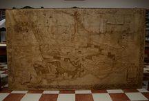 Restauro mappa