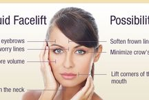 The Magic of BOTOX / Botox is like a liquid facelift - lifting brows, reducing brow and frown lines, eliminating crows feet around eyes, even reducing neck lines.