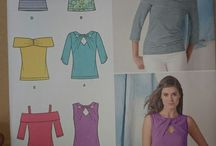 Sewing patterns I own
