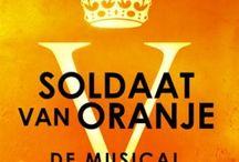 Soldaat van Oranje / We spelen de muziek uit de film Soldaat van Oranje.  www.fanfarecorps-hs.nl