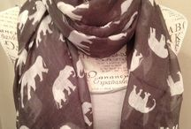 Animal Print Scarves @ Annie's Closet / A collection of beautiful scarves at affordable prices. This is the range of Animal print scarves, available at www.anniescloset.co.uk or www.facebook.com/AnniesCloset