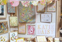 Shop Display Ideas / by Katie Lancaster