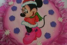 tortas.de.minnie / by GLEDYS MARCHAN
