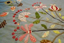Quilts for the Appliqués