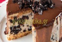 Birthday Cakes - Tortes - Τούρτες