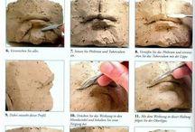 postupy keramika