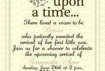 fairy tale baby shower once upon a time printable