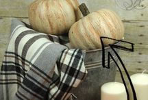 Fall Decor and Decorating Ideas