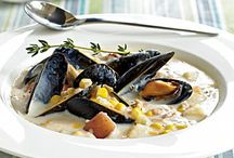 Seafood - Mussels