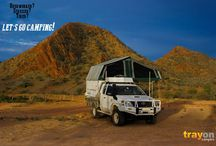 Trayon - Slide on Camper, manufactured in Queensland Australia. #camplife #trayon #slideon / Trayon Slide on Campers. Don't want to tow? Give this a go!