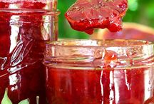 Jams, jellies and condiments / by Barbara Schirmer