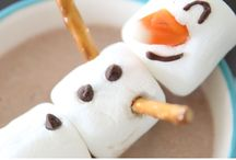christmas crafts for kids food