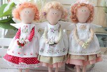 Tilda, lalki, zabawki