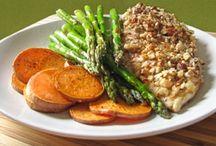 Healthy Main Dishes / by Amanda Grace