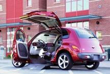 Vehículos adaptados/Wheelchair Car / Todo tipo de vehículos a motor para el traslado de personas con movilidad reducida