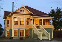 SOLD! 701 5th Street / A West Petaluma gem! Looking for a 100+ year old Victorian, with modern amenities found in a high-end custom home? Home was restored by master craftsman and no expense was spared with the 5 beds, 3 baths, custom kitchen, (including built-in appliances). Bottom level has 4 bedrooms (incl. master), upstairs has bedroom suite w/ sunroom. A detached carriage house (with 1/2 bath) gives you an oversized 2-car garage with a studio/office/loft.