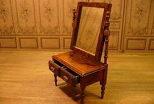 Miniature furniture / miniature furniture
