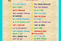 Activities for SAHM / by Heather Collins