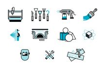 Illustration: Icons