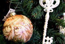 Addobbi per il Natale / Alcune idee per decorare il vostro albero di Natale e la casa