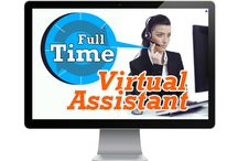 Full Time SEO VA / Full Time SEO VA is Ideal for Webmaster Having Several Sites For example Several Micro Niche sites OR Webmaster wants to do link building for several sites OR Any one who is Reselling High quality SEO/Link building Services