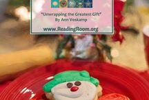 Holiday Book Reviews